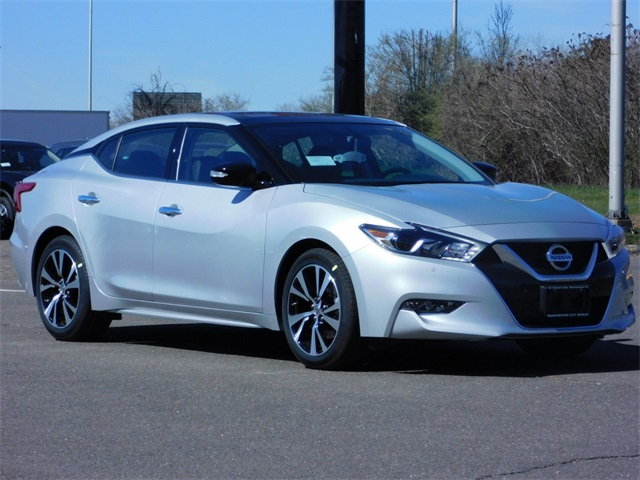New 2018 Nissan Maxima 3 5 Sl 4d Sedan In Manchester Jc382622