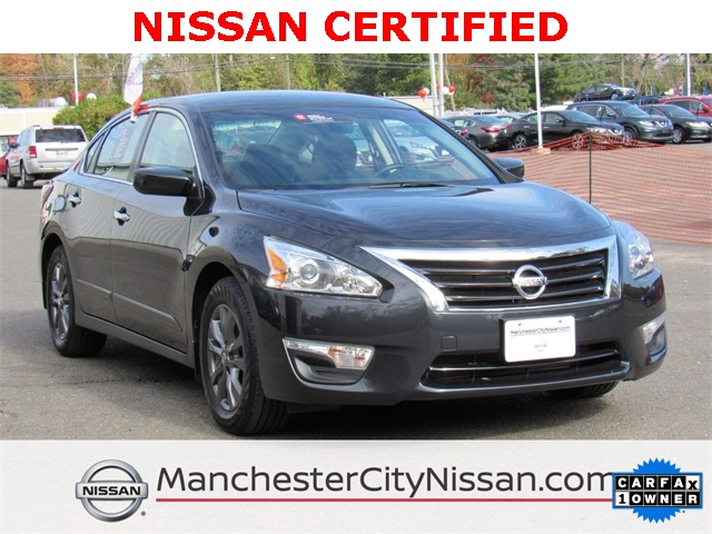 Certified Pre-Owned 2015 Nissan Altima 2.5