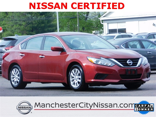 Certified Pre Owned 2016 Nissan Altima 2.5 S