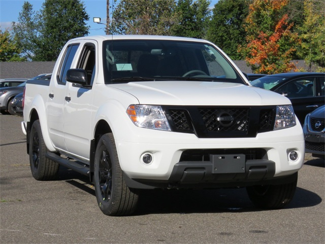 New 2019 Nissan Frontier Sv 4d Crew Cab In Manchester Kn710292