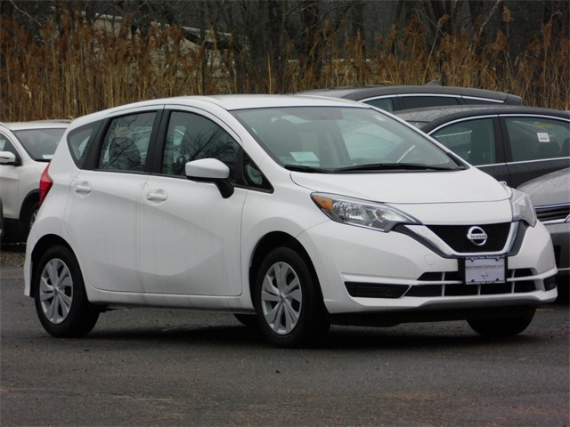 New 2017 Nissan Versa Note S Plus