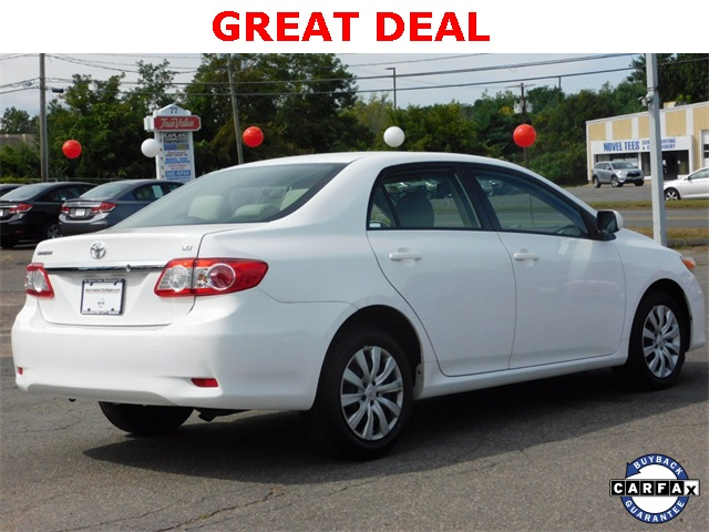 Exceptional Pre Owned 2012 Toyota Corolla LE